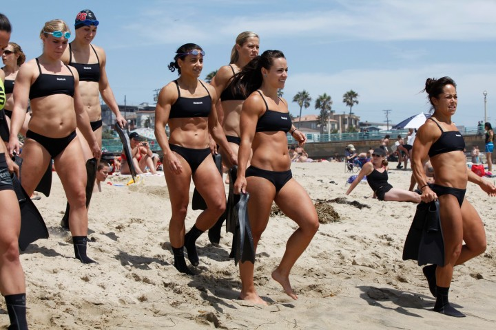 big crossfit women